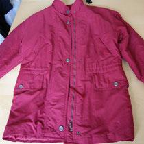 Get a jacket/coat a bit bigger than you normally wear