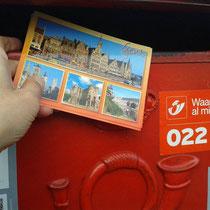 ©Emilie en Wallonie | Ecrit | Cartes postales | Gand