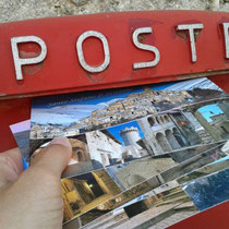 ©Emilie en Wallonie | Ecrit | Cartes postales | Italie