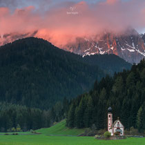 Chiesetta San Giovanni | Val di Funès | Italy