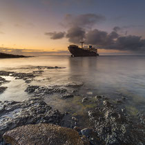Shipwreck | Temple Hall | Lanzarote | Spain