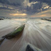 Barrika Beach   Northern Spain