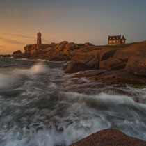 Ploumanac'h Lighthouse | Côtes-d'Armor | France