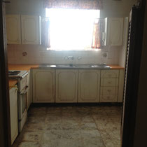 Sylvania Kitchen Renovation Before