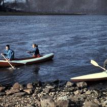 Rhein 1965, Hintergrund Hüttenwerk Rheinhausen