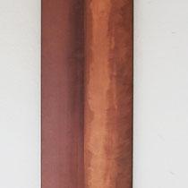 Acryl auf Leinwand: Kräftigung I Format: 25 x 183 I Preis: 1100,- €