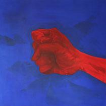 Acryl auf Leinwand: Emotionen III/IV I Format: 100 x 100 I Preis: 900,- €