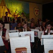 Konzert 2012 - Instrumententausc