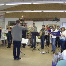 Nikolausfeier 2009 - Jugendkapelle
