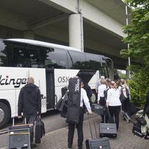 Mit dem Bus zum Deutsches Musikfest 2019 - Osnabrück
