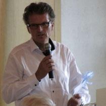 Guido Halfter beim Herbstkonzert 2016