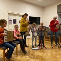 Kinderkapelle spielt für die Helder Camara Brasilien Stiftung e.V. - 2019