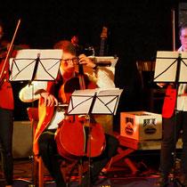 Konzert 2020 - Streichersolo