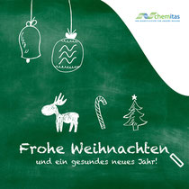 chemitas GmbH / Weihnachtskarte 2020 Titel