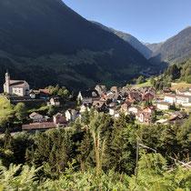 Kleine aber feine Ecken in der Schweiz