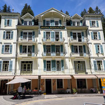 BRM 600 INFERNO+ (2019 Edition): Rosenlaui - altehrwürdige Hotelkultur