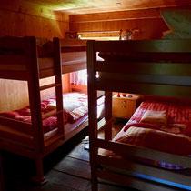 Das Kinderzimmer.