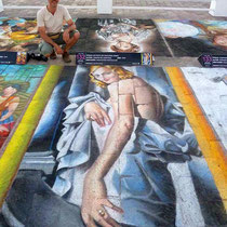 Artiste Jean-Marc Navello  - Festival Bella Via 2011