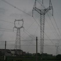 Antenas, China.