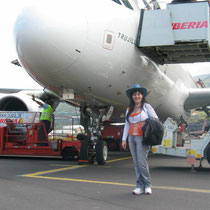 Aviones, La Palma