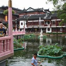Yuyuan park, Shanghai