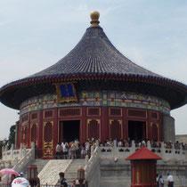 Templo del Cielo, China.
