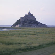 Mont St Michel, Francia