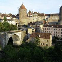 Pueblos medievales, Francia