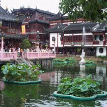 Yuyuan Park, Shangai