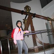 Telescopio de Fraunhoffer, Munich