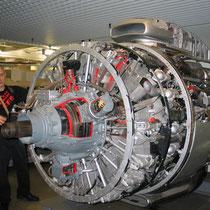Motores, museo de Munich