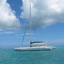 Catamaran de Punta Cana