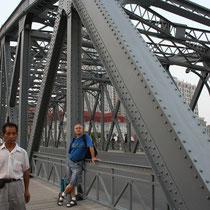 Puente de ppios de siglo, Shanghai