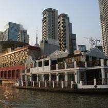 Muelle de Shanghai