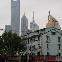 Shanghai contrastes