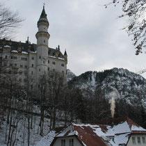 Castillo del Rey Loco, Baviera