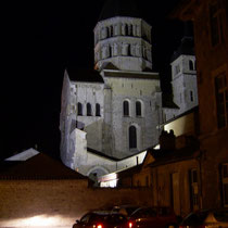 Abadia de Cluny, Francia