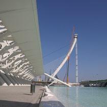Museo de las artes y las ciencias, Valencia