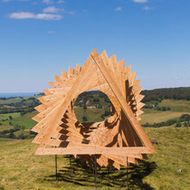 Horizons Arts Nature en Sancy (Entresort - Collectif A'PIL - Matthieu Pilaud et Pierre-Lou Didelon)