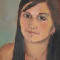 Melanie  Öl_Lwd.30x40cm