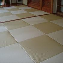 琉球畳施工