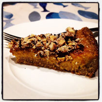 Crostata al Torrone con Zucca & Mango