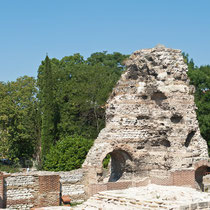 Römische Bäder, Varna, Bulgarien