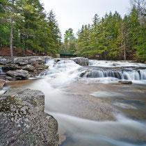 Jackson Falls, New Hampshire