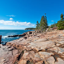 Acadia National Park - Mt Desert Island