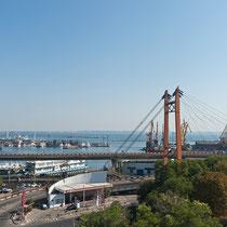 Hafen, Odessa, Ukraine