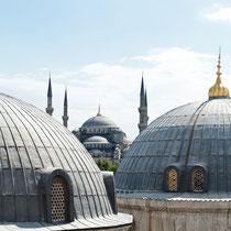 Blaue Moschee, Sultanamed, Istanbul, Türkei