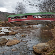 Jackson Covered Bridge, New Hampshire