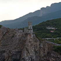 Scxhwalbennest, Jalta, Krim, Ukraine