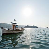 AIDAaura, Samos, Griechenland